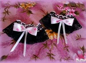 Atrata Sweet Pinku Cuffs (Collection)
