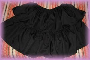 Black Skirt (Special)
