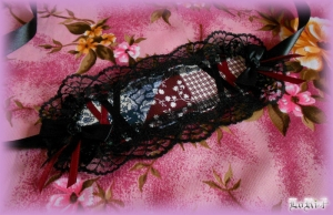 Black Wine Almondica Headdress (Collection)