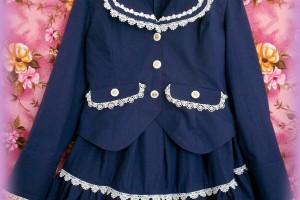 Blue Navy Elegant Set (Special)