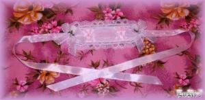 Pink Ice Headdress