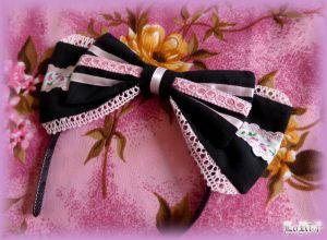 Pink Romancia Black