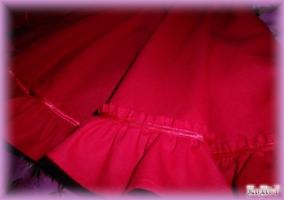 Sukňa Ruby Red (Special)