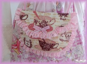 Tea-time Pink Pochette